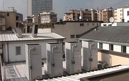 Las torres de refrigeración y la legionella